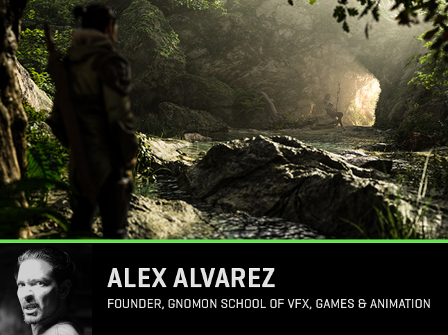 CG Futures: The Art of VFX & Animation